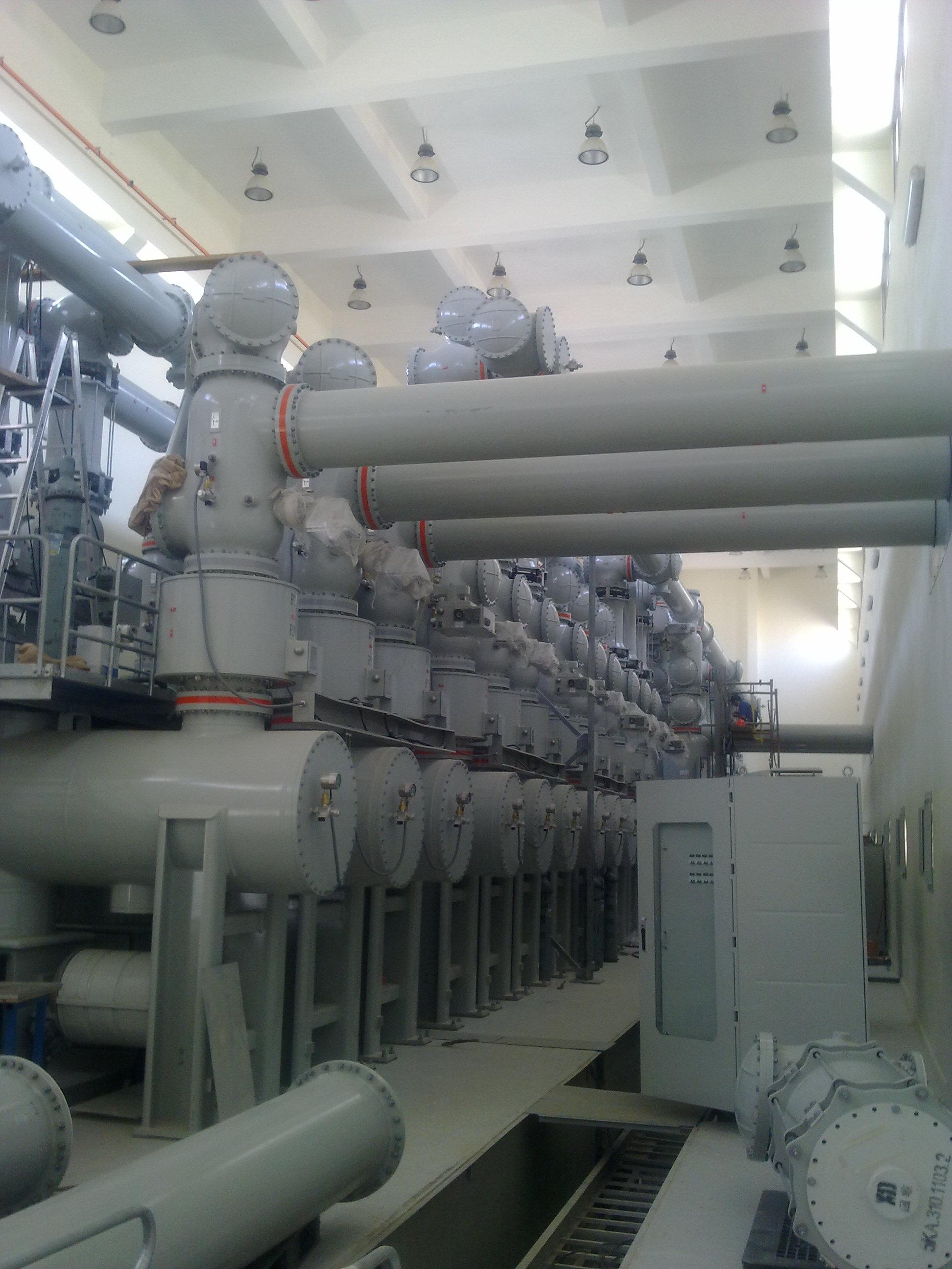Sokhna 500 KV GIS Substation | SGRC